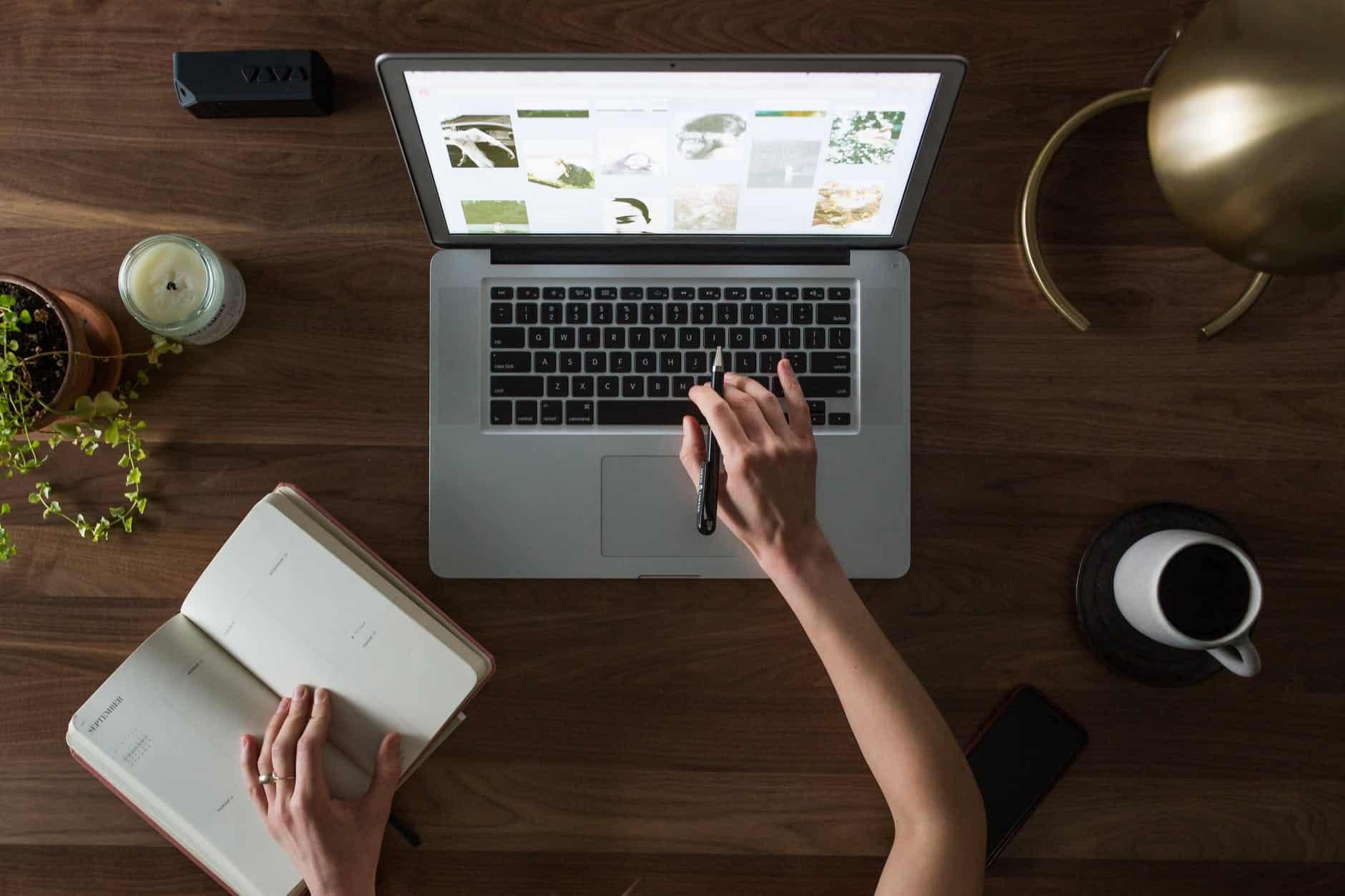 Tienes que encontrar un nicho para tu negocio en línea.